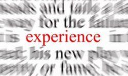 """El término """"experience"""" se convierte en moda"""