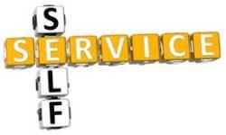 Mejora la experiencia: Self Service