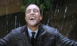 "Genera el efecto ""singing in the rain"""