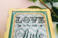 Del amor al odio hay un paso